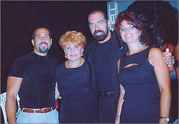 LaSpina and John Paul DeJoria