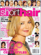 Short Hair Magazine