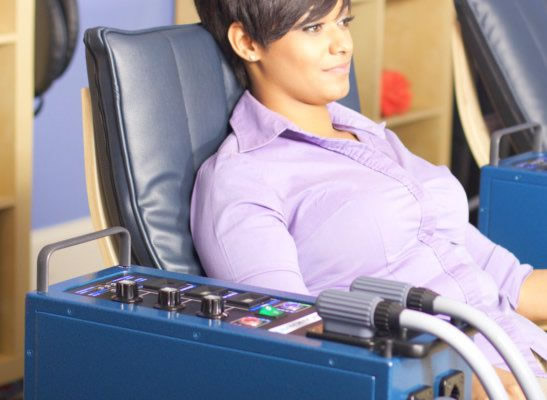 Magnetic Pulse Therapy