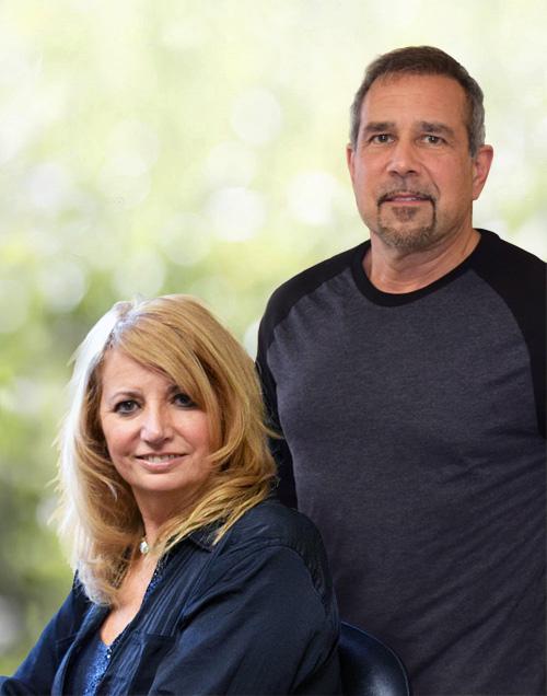 Sandra and Dan